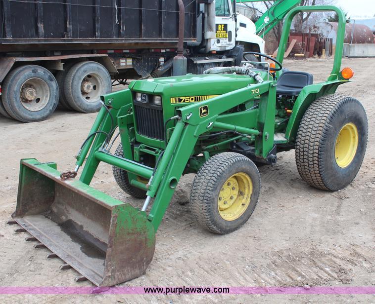 John Deere 750 Tractor Parts