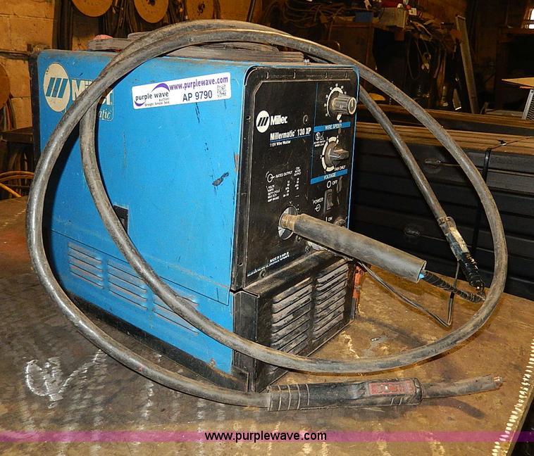 Miller Millermatic 130XP wire welder | Item AP9790 | SOLD! J...