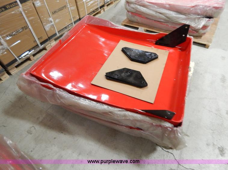 ... AO9181 image for item AO9181 (6) universal tractor canopy tops & 6) universal tractor canopy tops | Item AO9181 | SOLD! Janu...