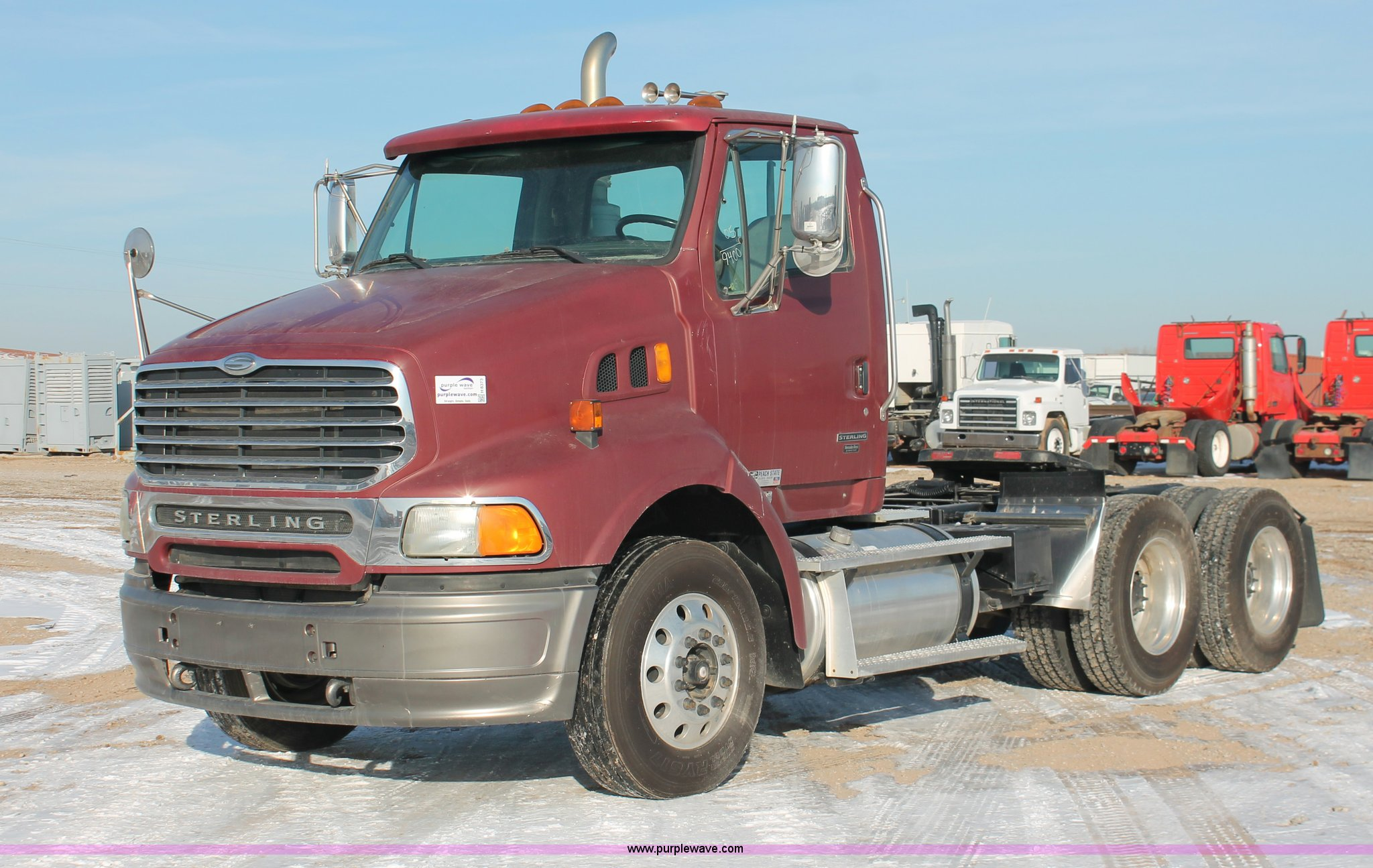 2005 Sterling AT9500 semi truck | Item H8373 | SOLD! January