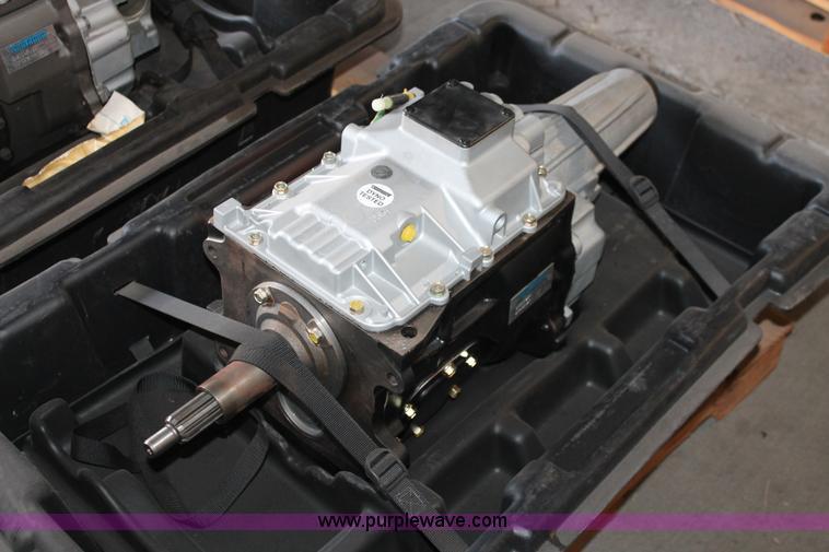 Dodge D4500-24R rebuilt transmission and bell housing   Item