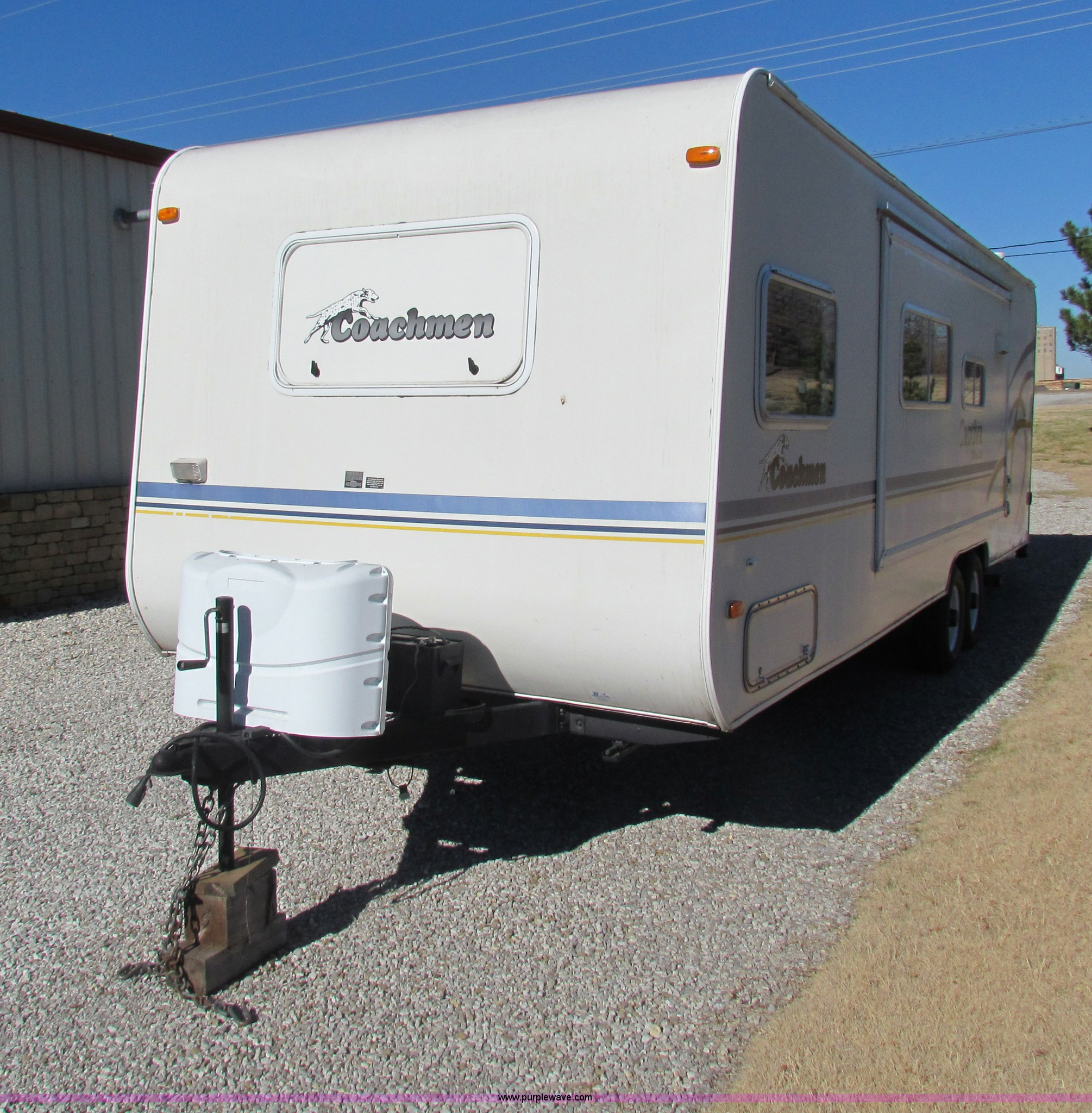 lighting trailers trailer ultralight window travel new size light auction in full ultra item coachman captiva