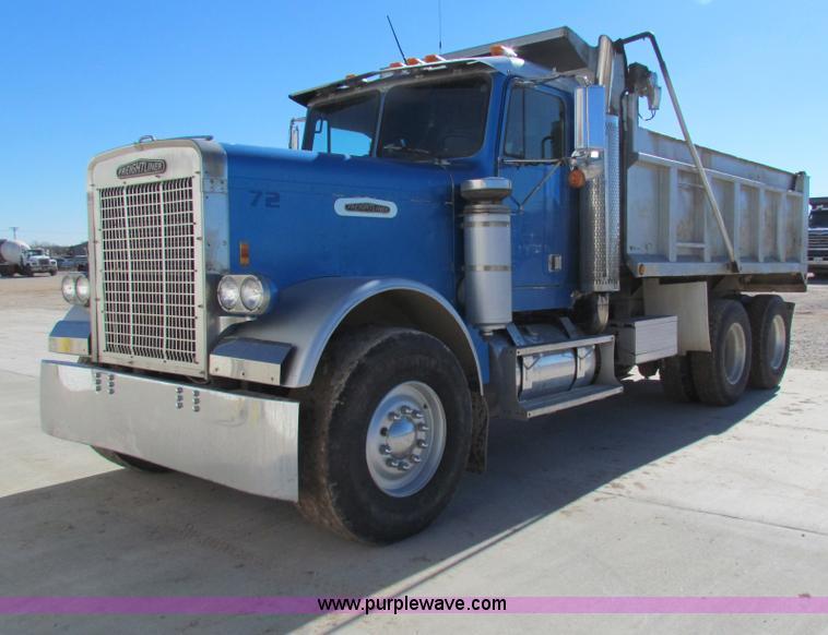Freightliner Trucks For Sale In Oklahoma >> 1982 Freightliner Dump Truck Item G4388 Sold January 30