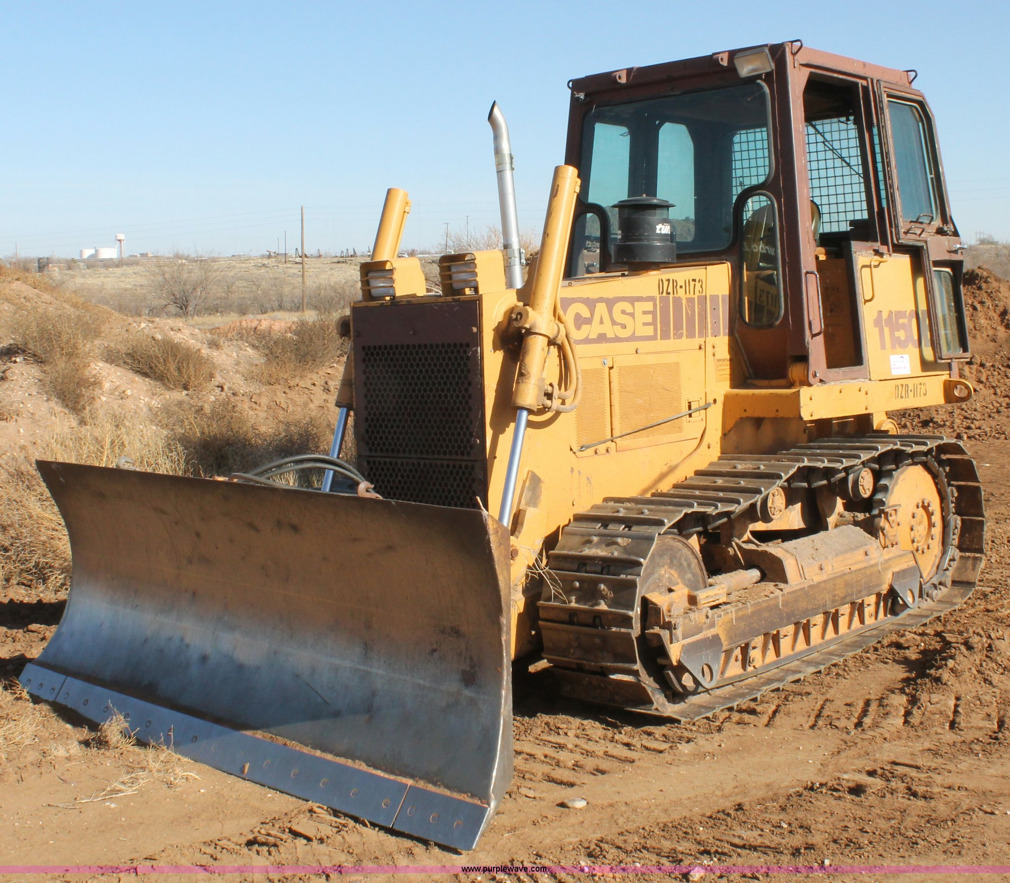Case 1150E dozer | Item C3694 | SOLD! January 30 Constructio