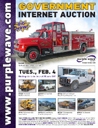 View February 4 Government Auction flyer
