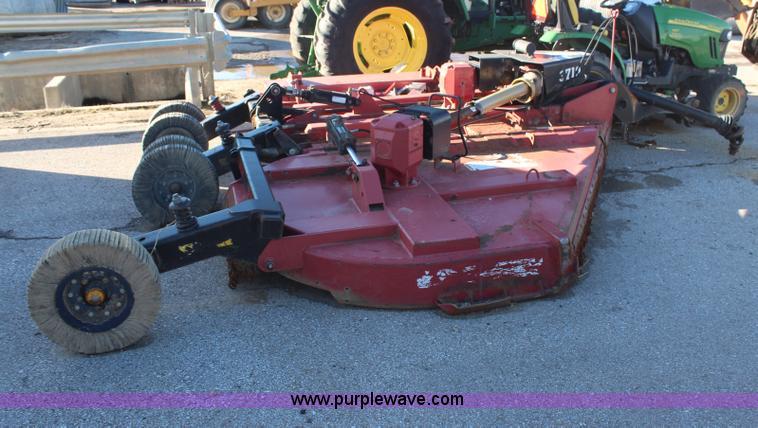 Bush Hog 3710 10 Rotary Mower Item H7811 2 4 2014