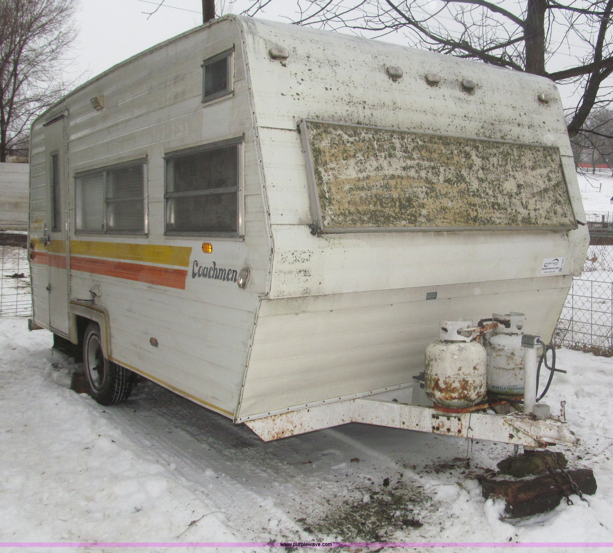 1977 Coachman Cadet Camper Item F7222 Sold! February 5 V International Wiring  Diagrams 1976 Coachman Camper Wiring Diagram Rv