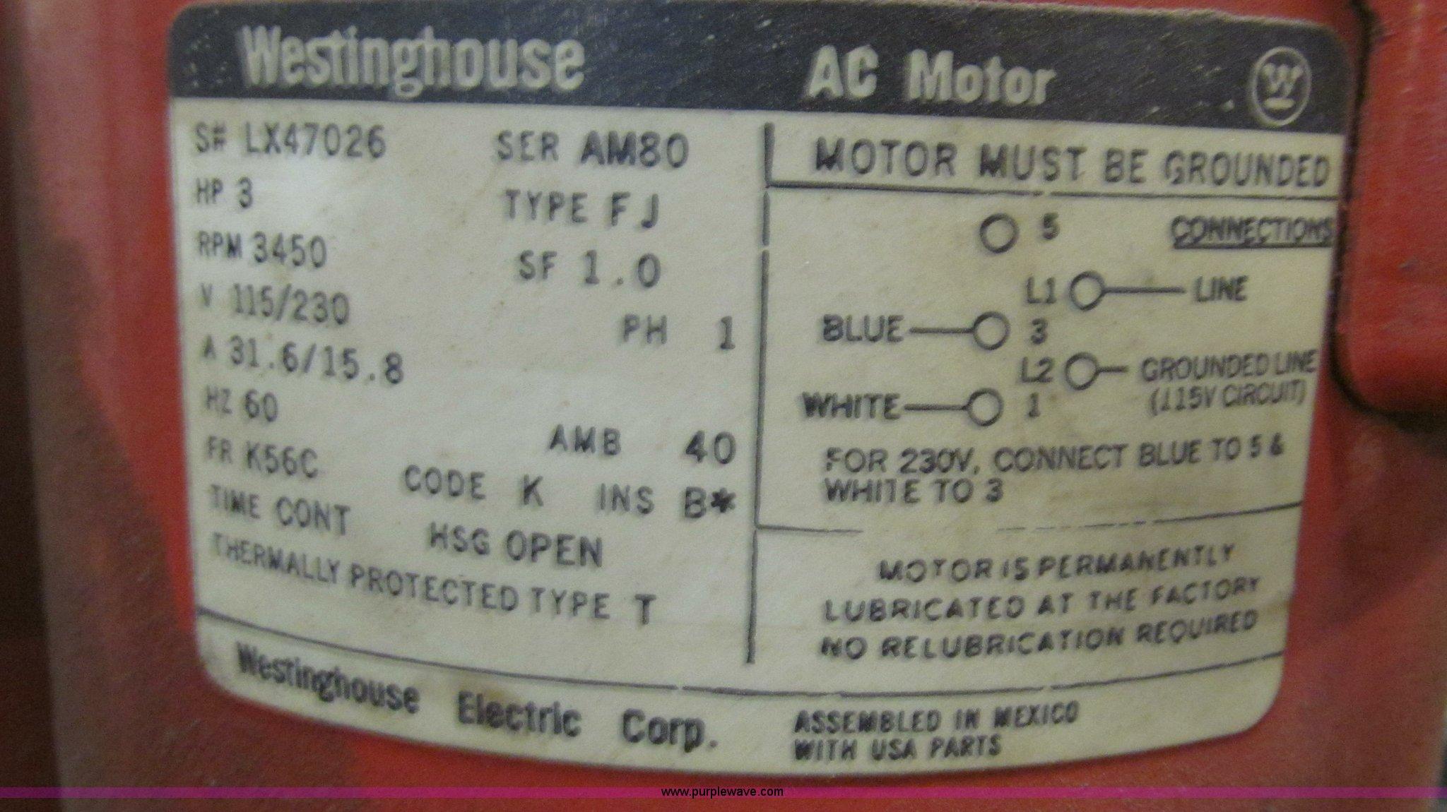 Gates Power Crimp 3000B hydraulic hose crimp package | Item ... on