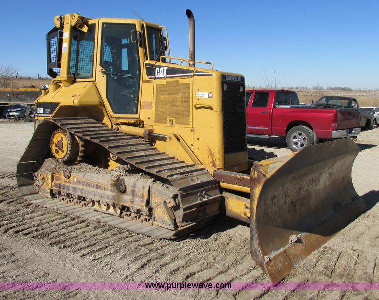 2004 Caterpillar D5N LGP dozer | Item F4853 | SOLD! February