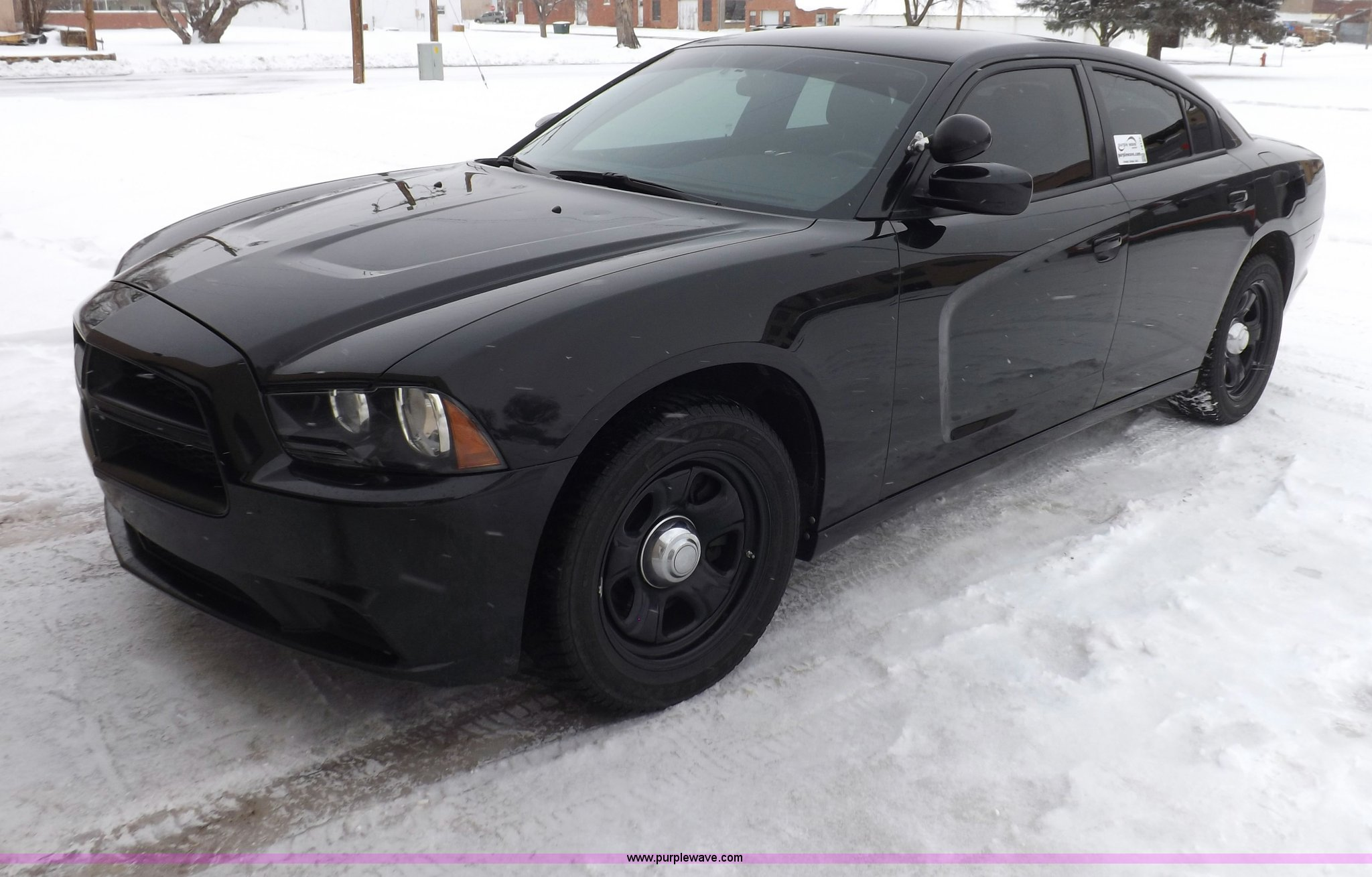 2011 Dodge Charger Police Item I9177 Sold March 4 Gover