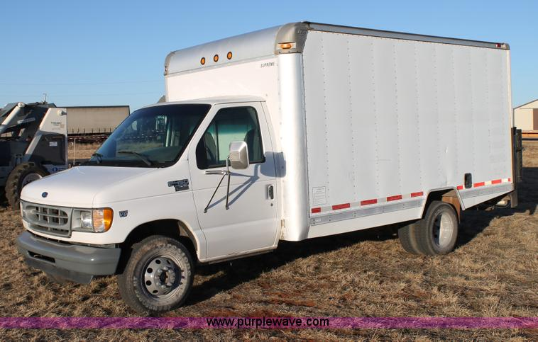 2001 Ford E450 Trailer Wiring