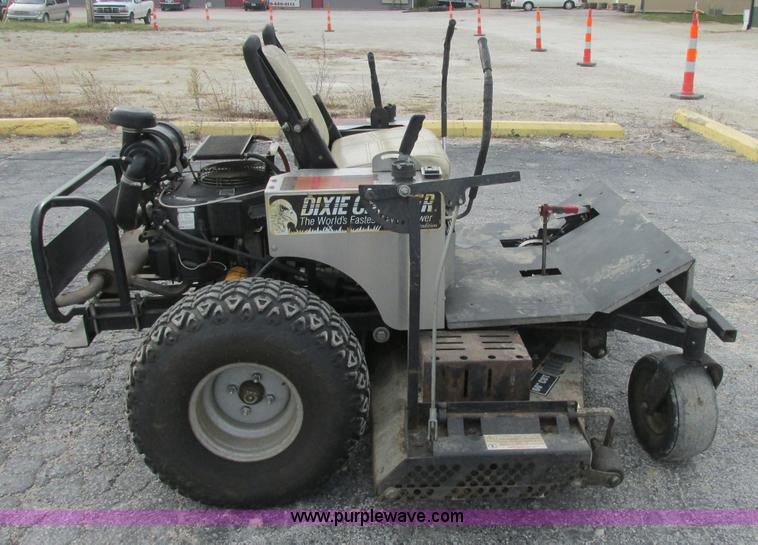 Dixie Chopper X2503 Quad Loop ZTR lawn mower | Item AB9311 |