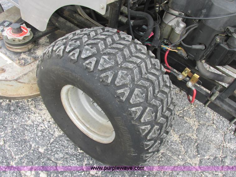 How To Adjust Dixie Chopper Belts