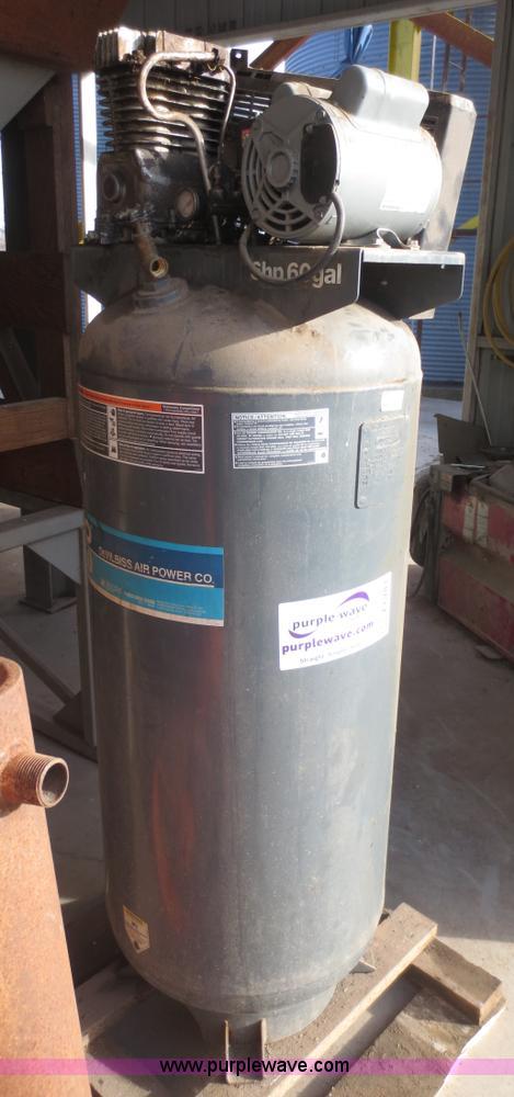 Devilbiss Air Power Co Pro 4000 Air Compressor No