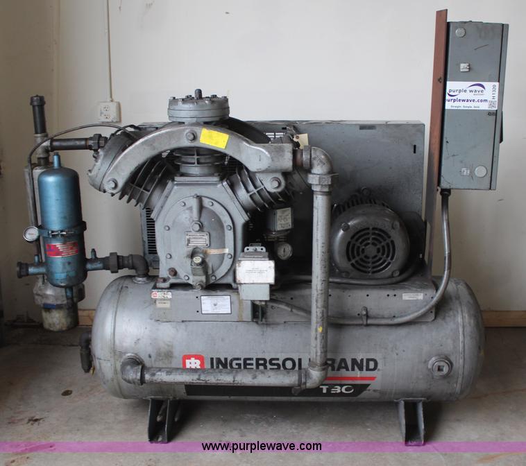 Ingersoll Rand 15vd7 5 Compressor
