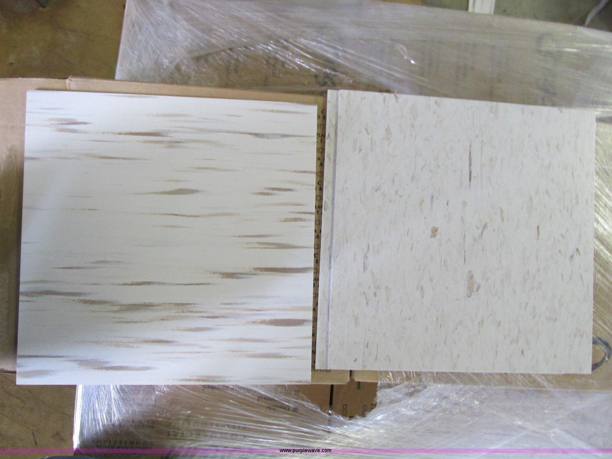 Congoleum commercial tile flooring | Item G9347 | SOLD! Marc...