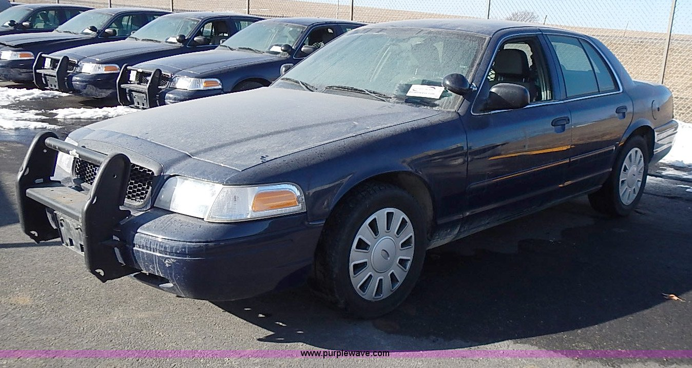 2008 Ford Crown Victoria Police Interceptor | Item I9406 | S...