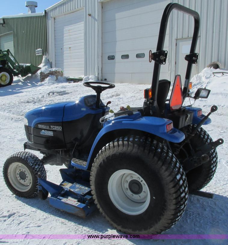 for with auction hydrostatic garden image item tractors snow tractor new blade s holland