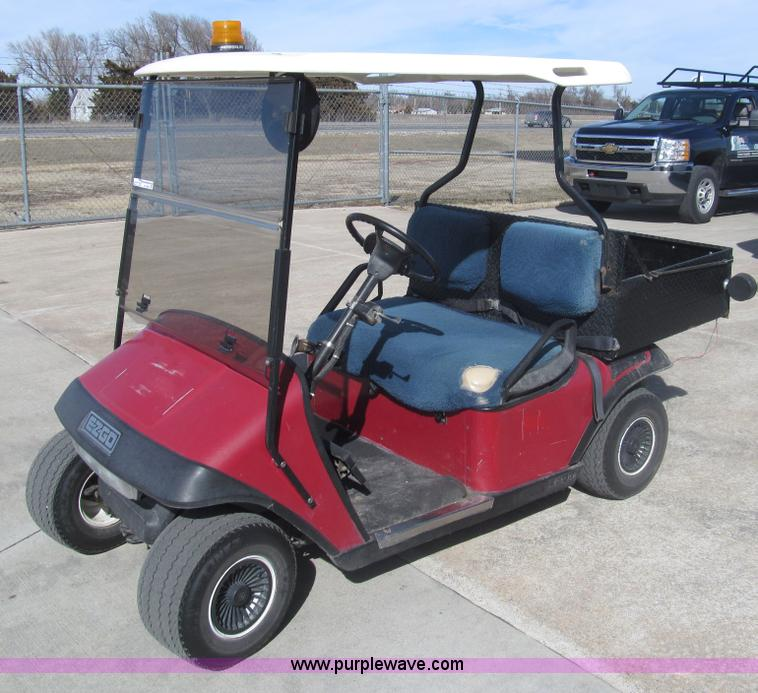 Ez-go Textron golf cart | Item AY9845 | SOLD! April 1 Govern... on ez go ranger golf cart, ez go freedom golf cart, ez go custom golf cart, ez go 1994.5 finders, ez go golf cart engines, 1994 easy go golf cart,