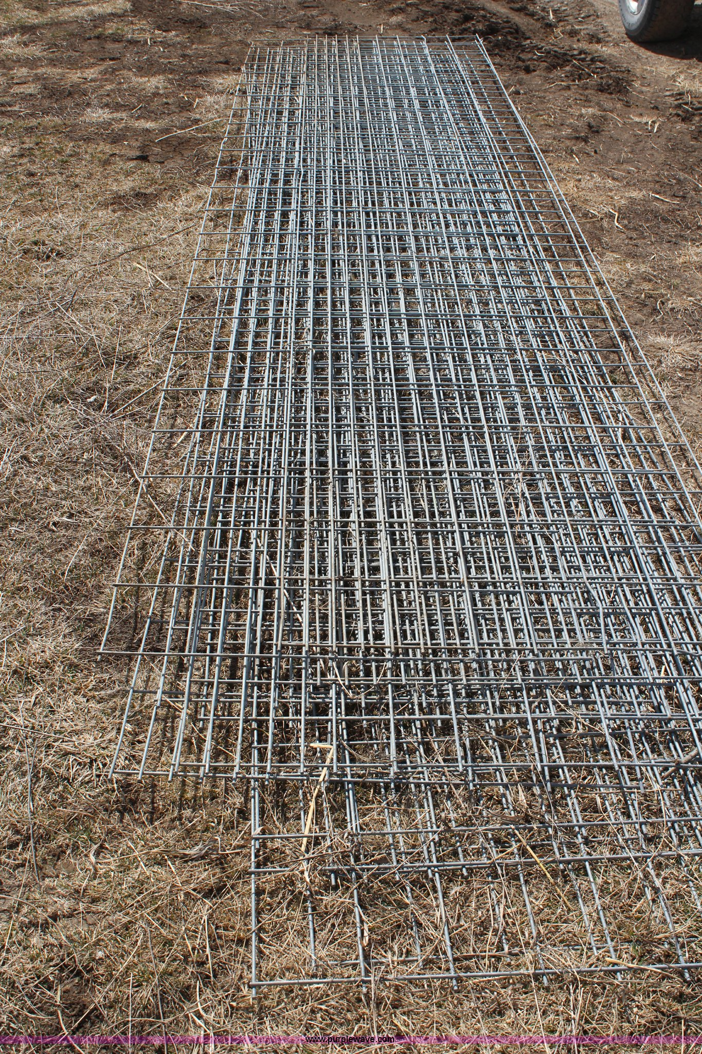 12) hog wire panels | Item AM9430 | SOLD! April 2 Vehicles ...