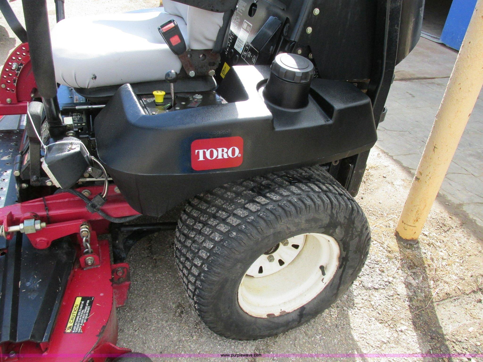 Toro Z-589 Z-Master 74253 ZTR lawn mower | Item Z9217 | SOLD