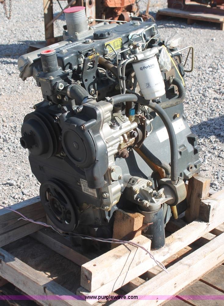 1999 Perkins 578773400 4 2l Four Cylinder Diesel Engine
