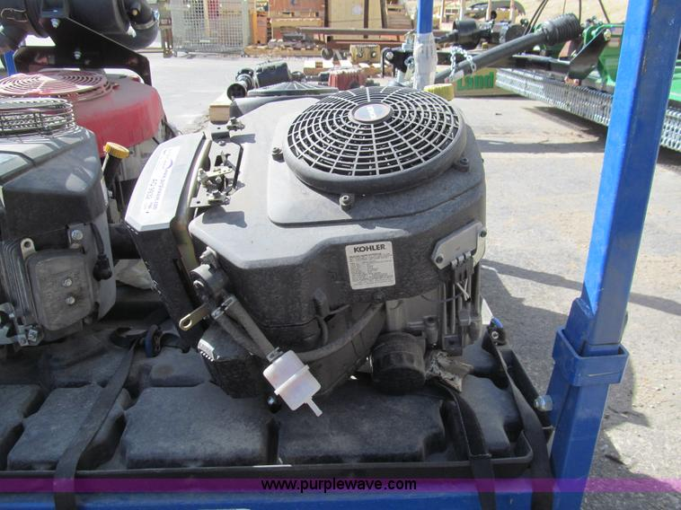Kohler 23 HP gas engine | Item AQ9932 | SOLD! April 9 Ag Equ