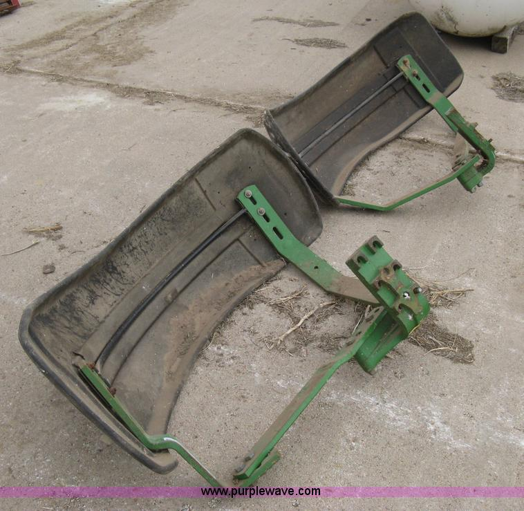 Mfwd Tractor Fenders : Used construction agricultural equip trucks trailers