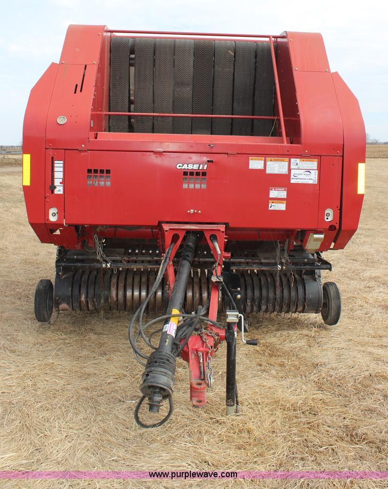 2008 Case IH RB564 round baler | Item H1476 | SOLD! April 9