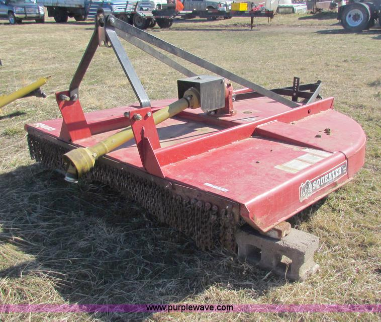 Bush Hog Accidents : Bush hog squealer mower item an sold april