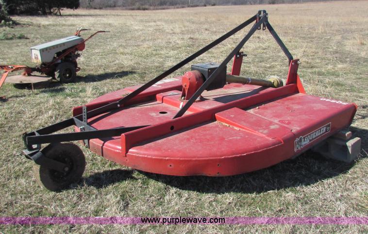 Bush Hog Squealer 7 Mower Item An9947 Sold April 23