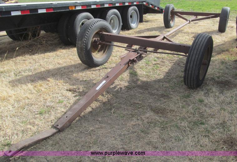 aq9961 image for item aq9961 four wheel trailer frame