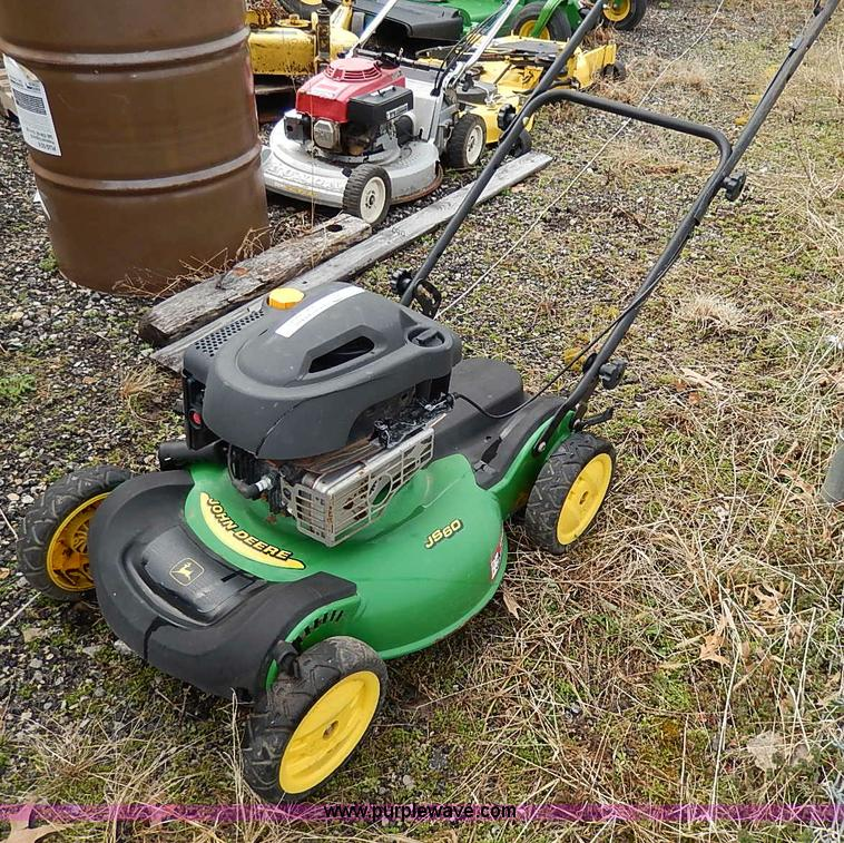 John Deere Push Lawn Mower Reviews Bruin Blog