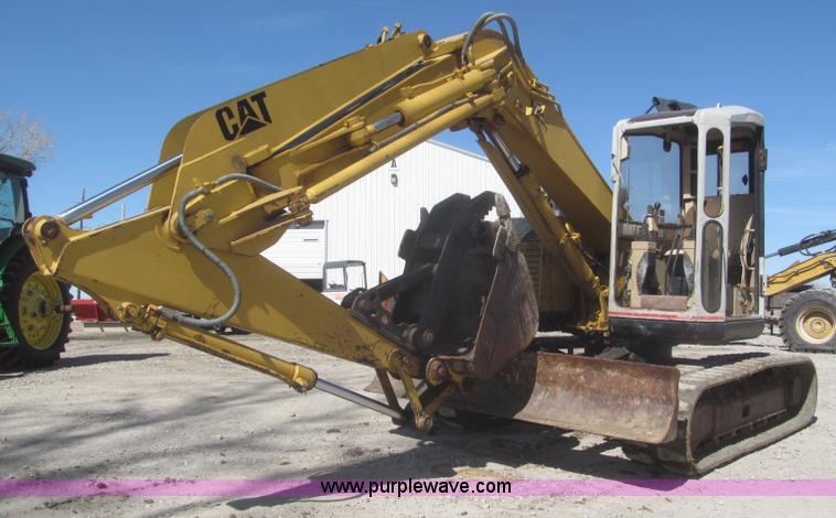 1994 caterpillar 307ssr mini excavator item f7318 sold rh purplewave com Cat 307 Parts Cat 3208 Injection Pump Diagram