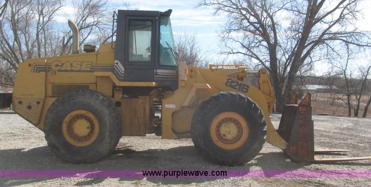 F7319C 1997 case 821b wheel loader item f7319 sold! april 24 co  at readyjetset.co