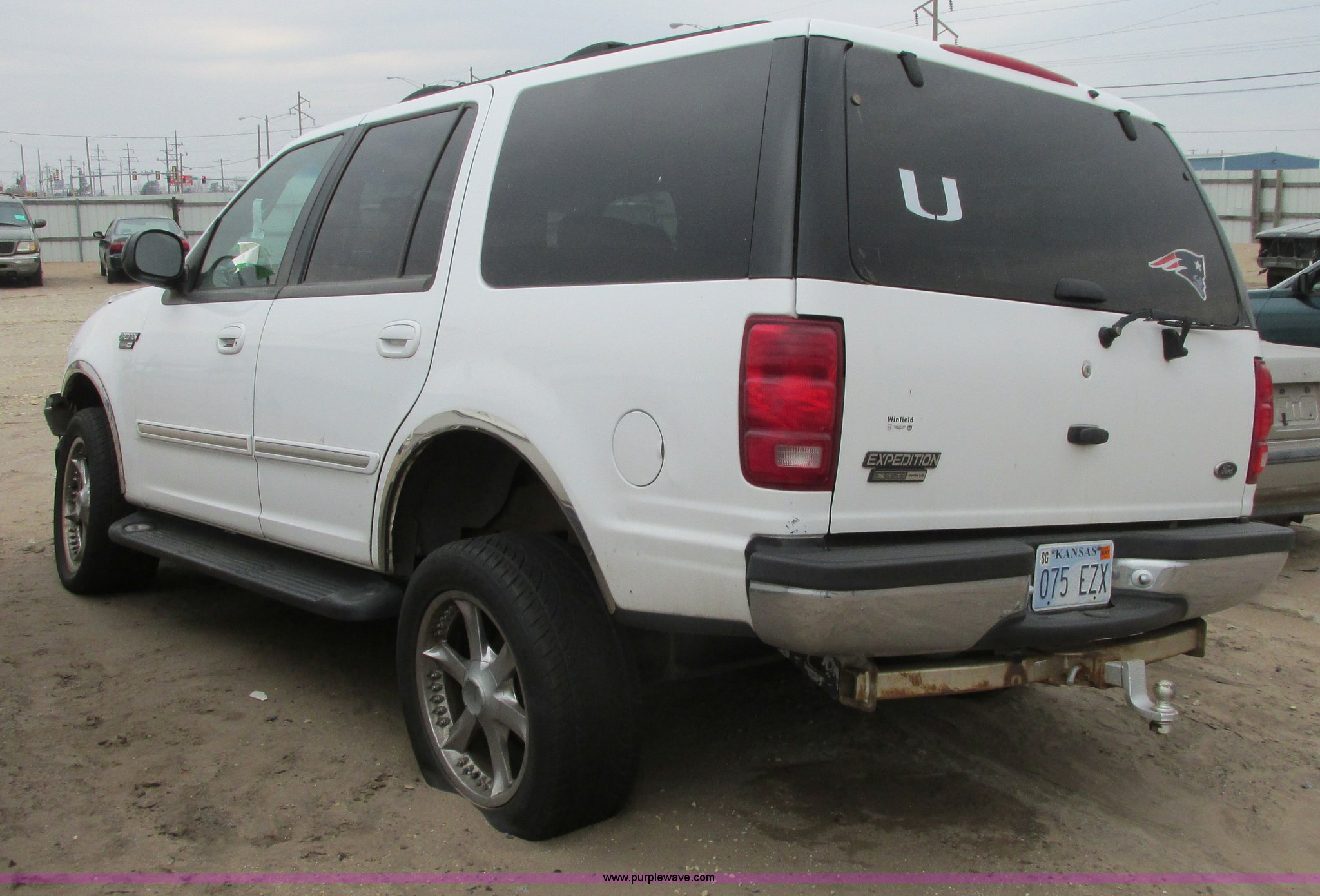 2000 ford expedition xlt suv full size in new window
