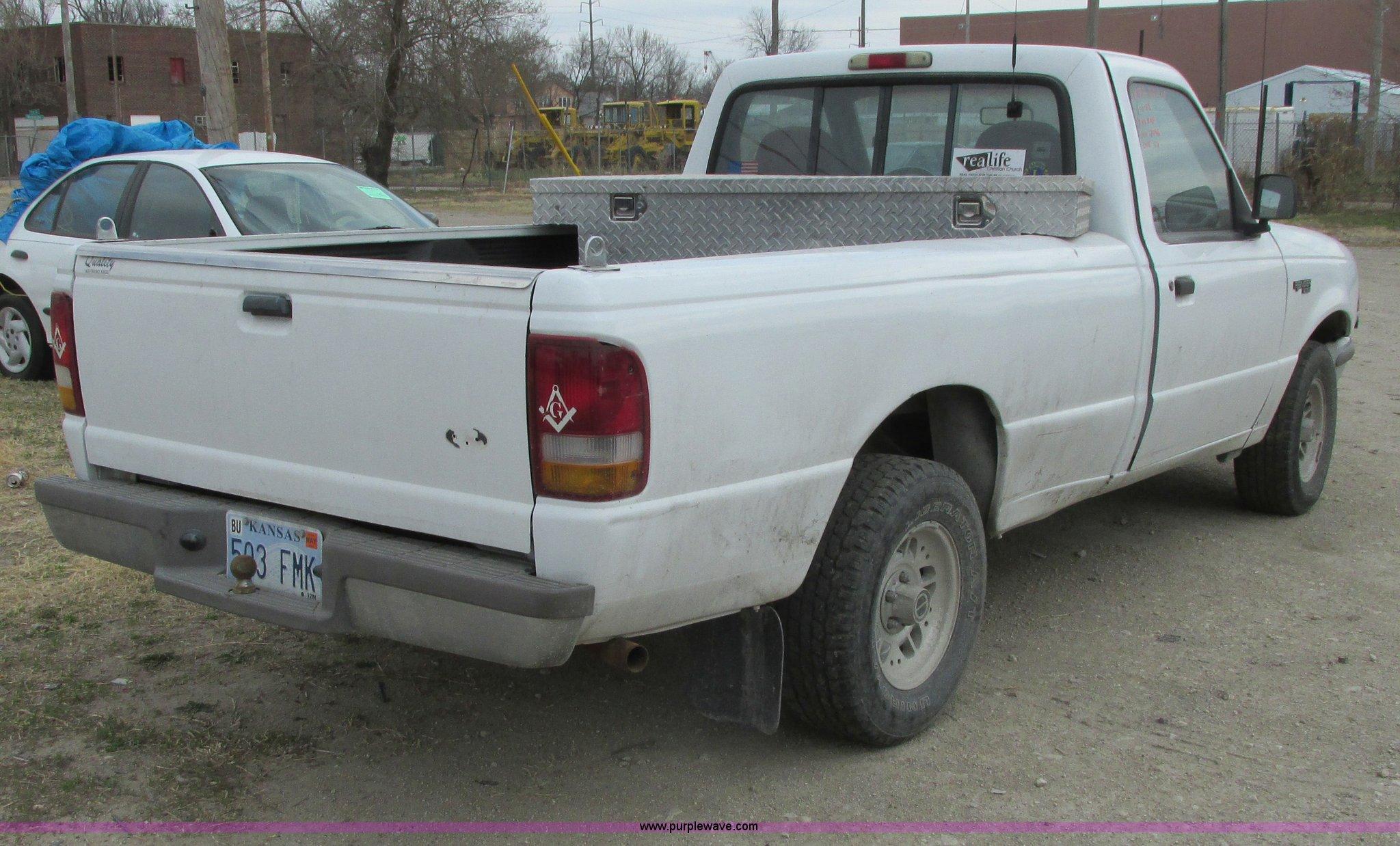 1993 Ford Ranger Xlt Pickup Truck Item I5508 Sold April Power Window Motor For Full Size In New
