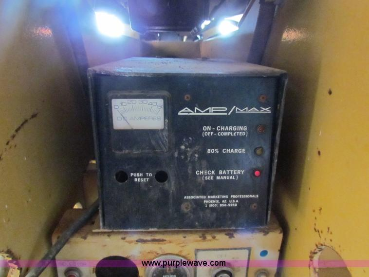 1991 grove sm3146e electric scissor lift item an9914 sol rh purplewave com Grove Manlift Specifications Grove Manlift Parts