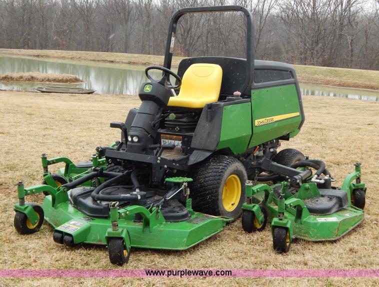 2008 John Deere 1600 Series Ii Turbo Lawn Mower Item
