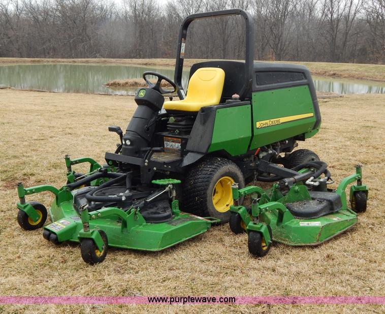 John Deere Lawn Mower Turbo : John deere series ii turbo lawn mower item
