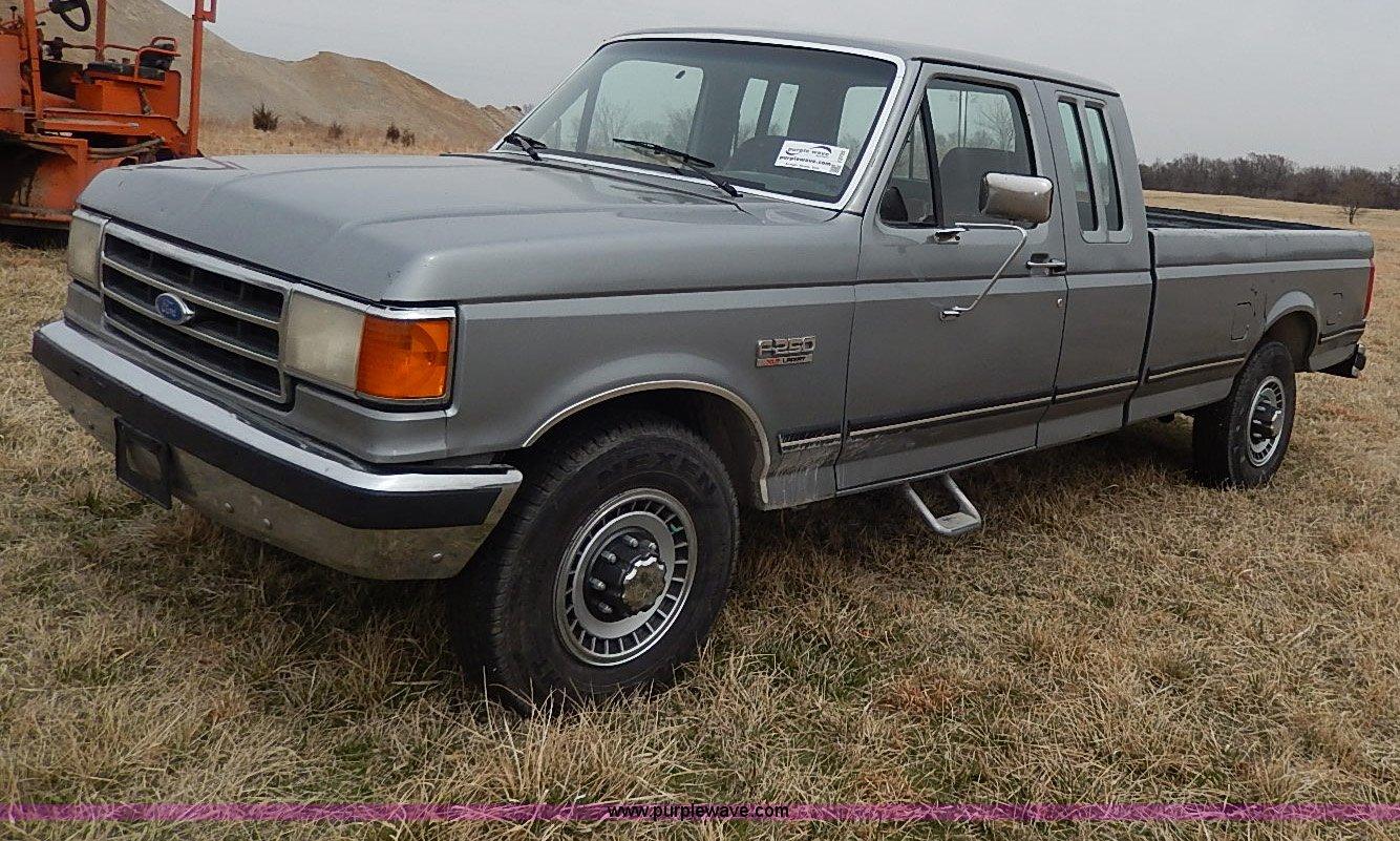 91 ford f250 diesel
