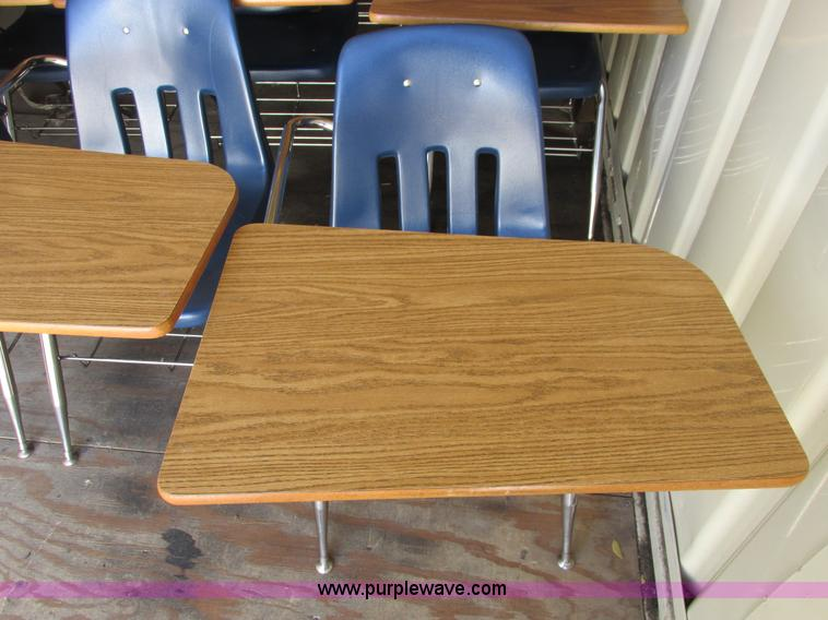 Approximately 30 Virco Student Desk Chair Combinations Ite