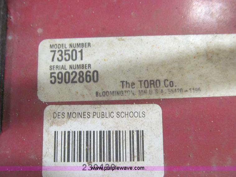 Toro Wheel Horse 520H garden tractor | Item R9164 | SOLD! Ma