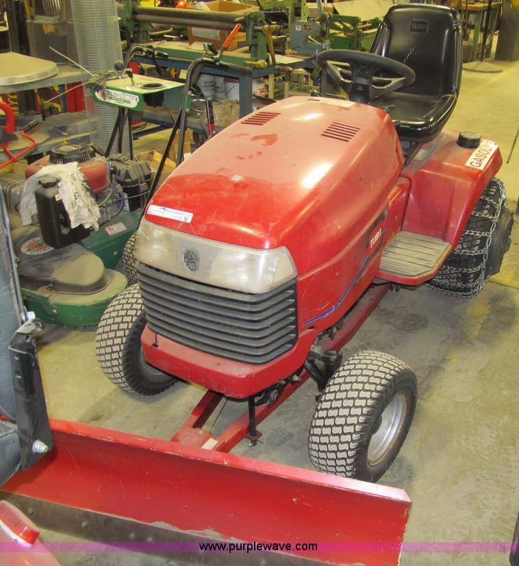 Toro Wheel Horse 522xi Garden Tractor Item R9165 5 6 2014