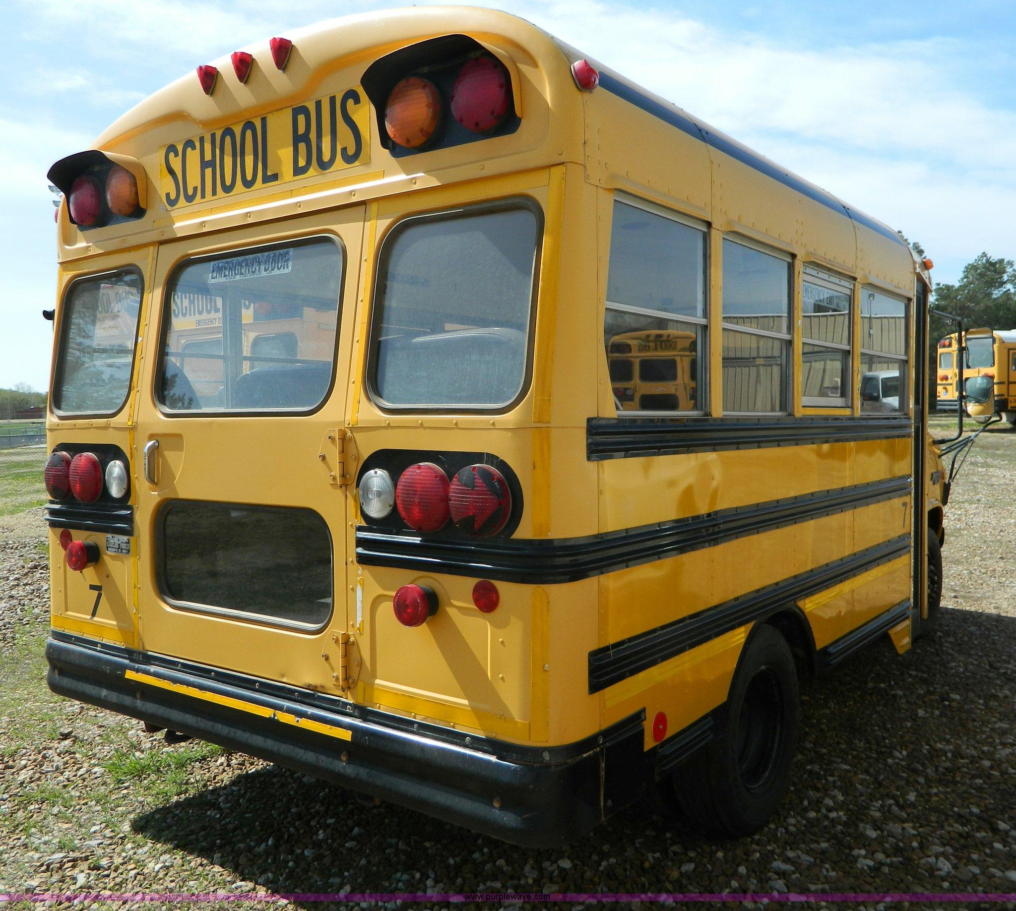 1996 Chevrolet G30 Bus