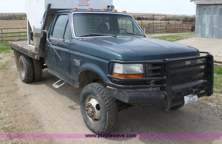 1997 Ford F350 Xl Item H2126 5 14 2014