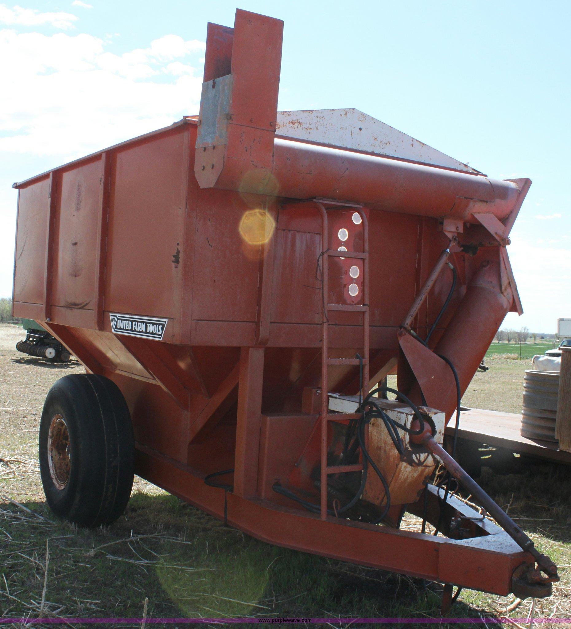 ... United Farm Tools 444 grain cart Full size in new window ...