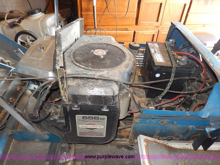 Ford YT16 lawn mower Item AC9138 SOLD May 14 Vehicles a