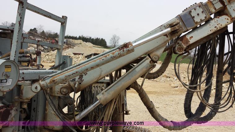 Gardner Denver SCH2500 Hydra-trac drill | Item D3959 | SOLD!