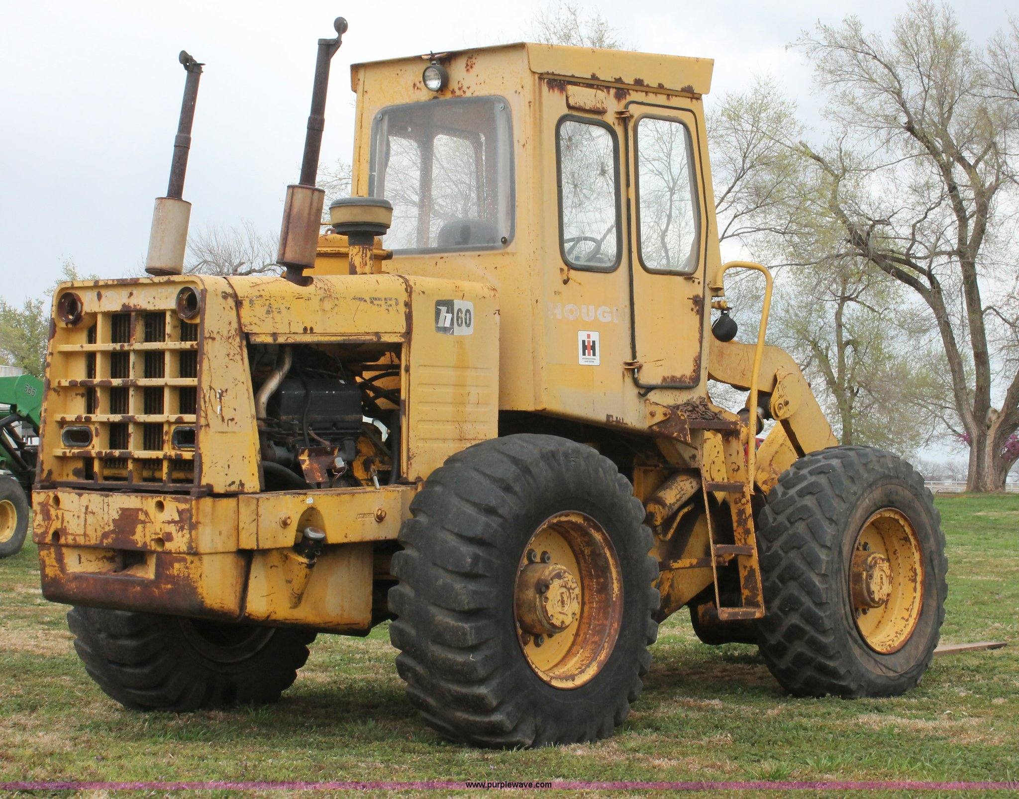 1973 Hough H60 Pay Loader wheel loader | Item H5722 | SOLD!